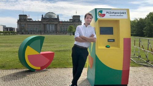 Studie zu Grundeinkommen startet: Jeden Monat 1200 Euro