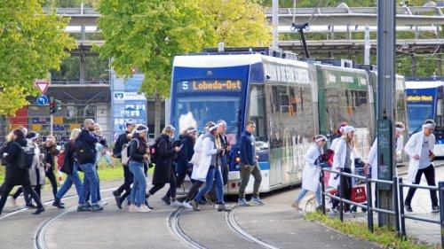 Ferienfahrplan für Bus und Straßenbahn in Jena ab 25. Oktober
