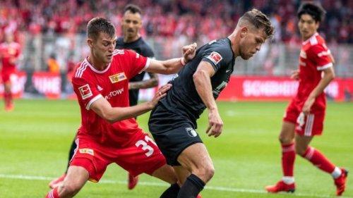 Union macht Serie komplett: Auch FCA bei Eisernen ohne Sieg