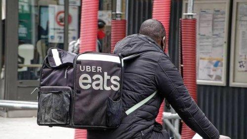À Montpellier, la vidéo d'un livreur Uber Eats pédalant dans les rues inondées provoque l'indignation