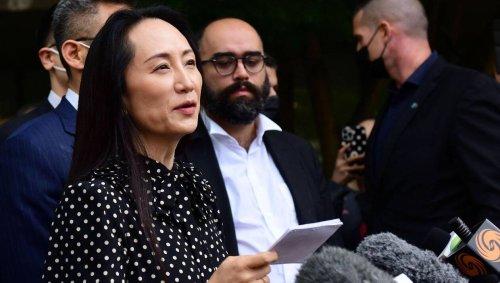 La dirigeante de Huawei, Meng Wanzhou, remise en liberté par la justice canadienne