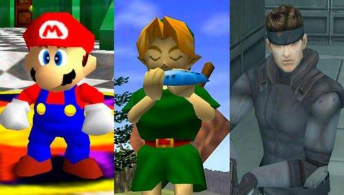Dix jeux vidéo des années 90 qui nous font encore rêver