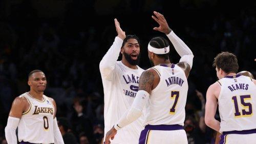NBA. Les Lakers gagnent enfin, Golden State et Charlotte toujours invaincus : le résumé de la nuit