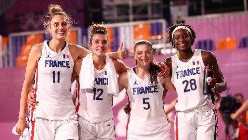 JO Basket 3x3. L'équipe de France féminine toujours en lice pour la qualification en demies
