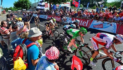 Tour de France. Vers une jauge de 4 000 spectateurs à Fougères ?