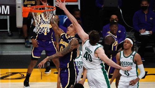 NBA. Fête gâchée par les Celtics pour les Lakers, Curry toujours au top… Le résumé de la nuit