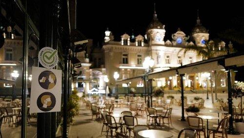 Covid-19 à Monaco. Les restaurants autorisés à ouvrir leurs portes jusqu'à 21h30