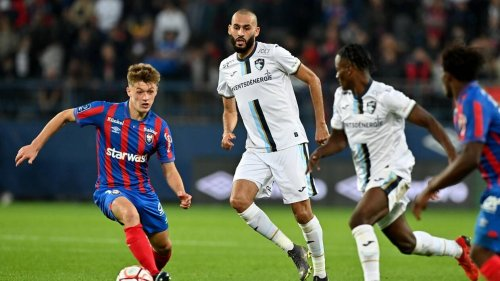 Football. SM Caen : Johann Lepenant, efforts et effet garantis