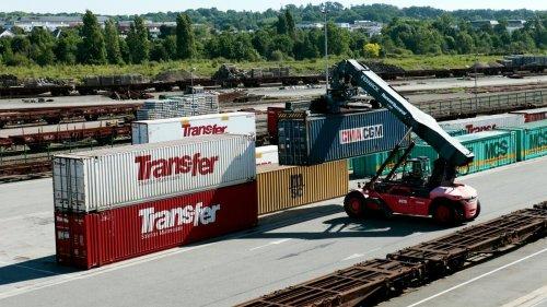Trans-fer veut ouvrir une nouvelle ligne de ferroutage Ouest-Nord      - Agence API