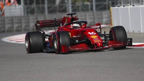 Formule 1. Max Verstappen et Charles Leclerc partiront du fond de la grille dimanche