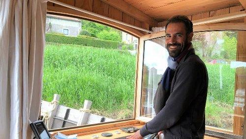 Tourisme. D'Angers à Nantes, une croisière insolite dans une maison flottante