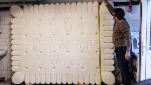 Nantes. Ils ont sauvé le prototype du biscuit LU | Presse Océan
