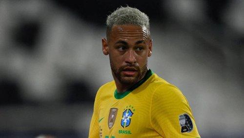 Deux intrus auraient tenté de s'introduire au domicile du footballeur Neymar avant de prendre la fuite