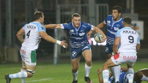 Rugby. RC Vannes : Léon Boulier, la « très bonne surprise » du chef en troisième ligne