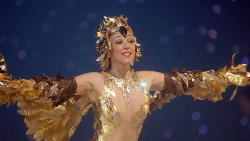 La Nantaise Sarah Abitbol de retour avec Holiday on Ice   Presse Océan