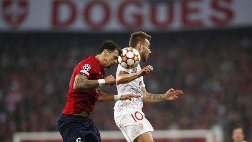 Ligue 1. Les sifflets du public ? « C'est normal », confie Fonte après le nul de Lille face à Brest