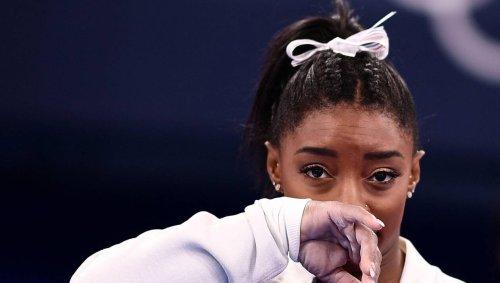 Gymnastique JO. L'Américaine Simone Biles renonce à la finale du sol de lundi
