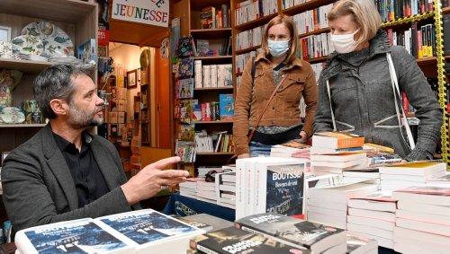 Étonnants voyageurs. Quand lecteurs et auteurs se rencontrent dans les librairies de Saint-Malo