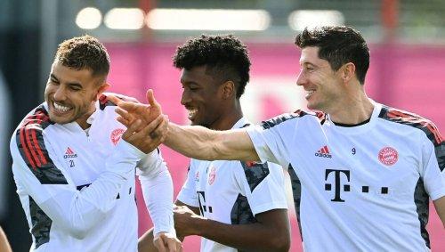 Bayern Munich. Coman de retour à l'entraînement après son opération du cœur