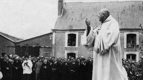 Maine-et-Loire. Le courage de l'abbé Sortais, homme de foi et résistant
