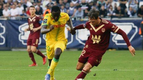 FC Nantes. Un bon point pour des Canaris de caractère à Bordeaux