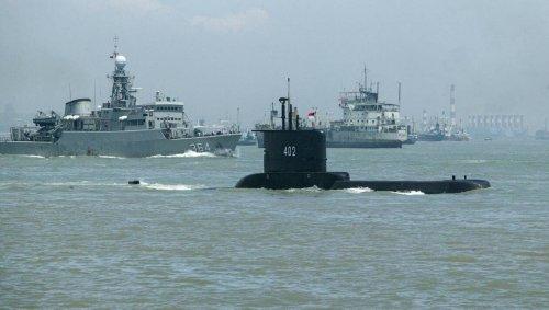 Indonésie. Un sous-marin avec 53 personnes à bord disparaît, une nappe d'hydrocarbures repérée