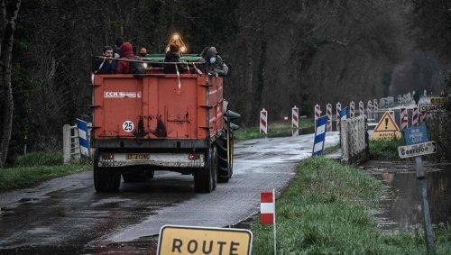 Crues et inondations. Sept départements du nord est de la France toujours placés en vigilance orange