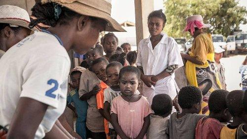 À Madagascar, un million d'habitants en proie à la famine