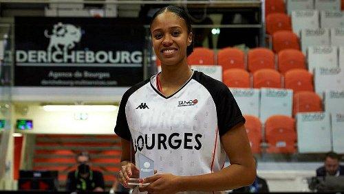 Basket-ball. La Sarthoise Iliana Rupert draftée en WNBA