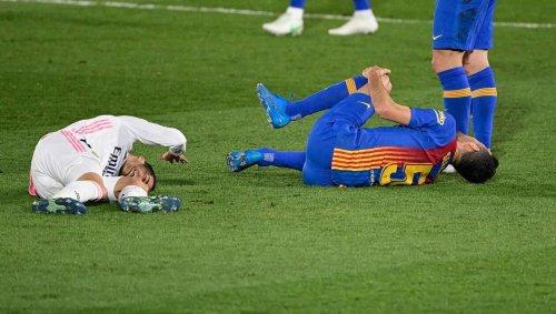Real Madrid. Lucas Vazquez, touché au genou lors du Clasico, pourrait manquer la fin de saison