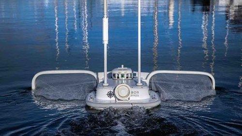 Monthabor imagine un drone flottant pour guider les plaisanciers