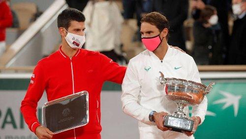 Roland-Garros. Djokovic-Nadal : l'historique de leurs duels avant la demi-finale
