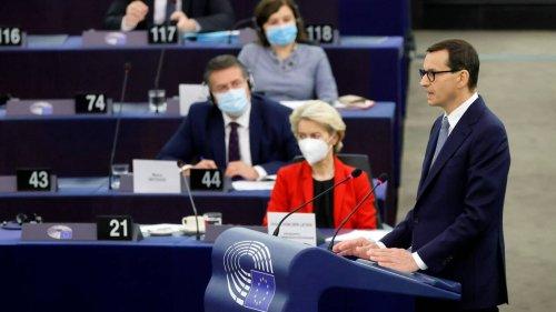 Face au risque de « Polexit », passe d'armes entre le gouvernement polonais et Ursula von der Leyen