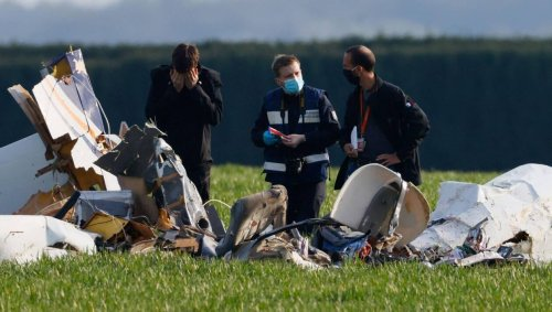 Quatre morts dans l'accident d'un avion de tourisme en Seine-et-Marne