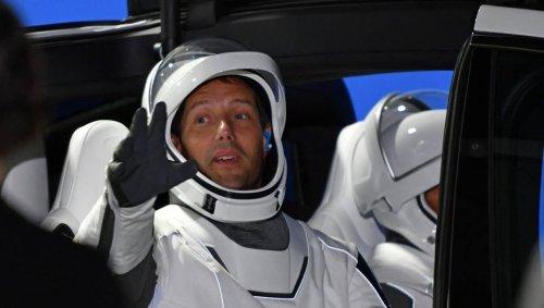 Thomas Pesquet va faire ses deux premières sorties dans l'espace depuis son retour à bord de l'ISS