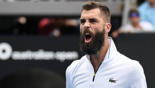 Tennis. Sofia : Benoit Paire s'impose face à Davidovich Fokina et file au deuxième tour