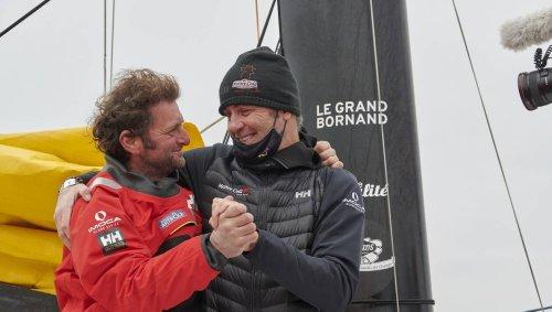 ENTRETIEN. Vendée Globe : Quand les grands amis Yannick Bestaven et Arnaud Boissières se racontent
