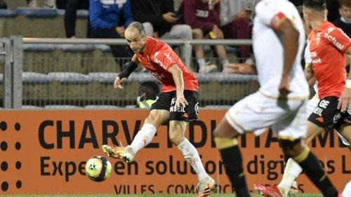 FC Lorient. Moffi-Diarra, le duo d'attaquants contre Bordeaux