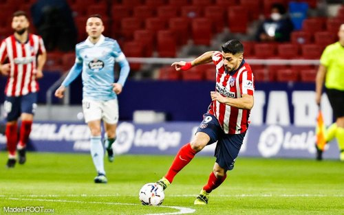 L'Atlético sauvé par Luis Suarez face à Getafe