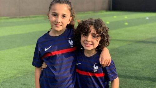Il est le plus jeune joueur à avoir signé à Arsenal : la maman française de Zayn, 5 ans, raconte
