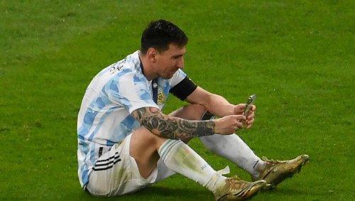 Football. Lionel Messi et le coup de fil qui fait tache