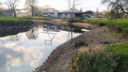 Acigné. Le niveau de la rivière inquiète le club de kayak