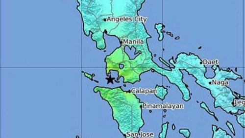 Philippines. Un séisme de 6,7 frappe au large de l'île principale de Luzon