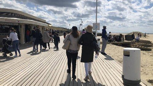 Deauville. « On se sent libres » : un premier week-end de déconfinement au soleil