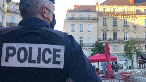 Angers. Un homme blessé au couteau lors d'une rixe, place du Ralliement