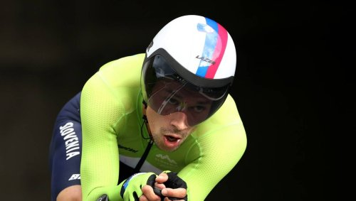 Cyclisme JO. Primoz Roglic champion olympique sur le chrono, pas de médaille pour Rémi Cavagna