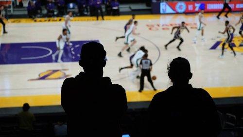 NBA. La salle de Los Angeles Lakers rouvre ses portes aux Américains avec un test Covid-19 négatif