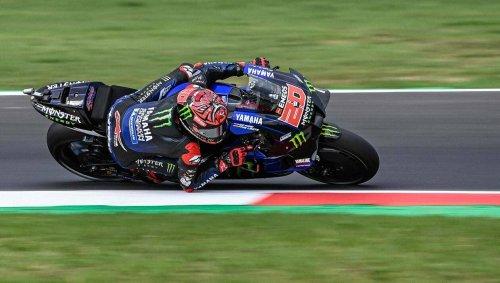 MotoGP. Grand Prix de Saint-Marin : Bagnaia en pole, Quartararo 3e, retrouvez la grille de départ