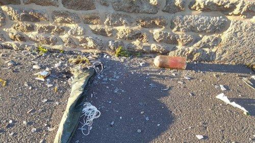 Saint-Nolff. Sa fusée artisanale endommage une gouttière : le jeune paiera