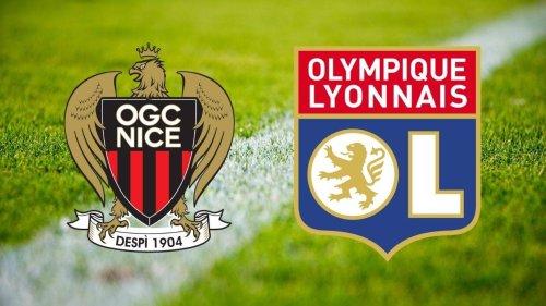 Nice – Lyon : à quelle heure et sur quelle chaîne regarder le match en direct ?